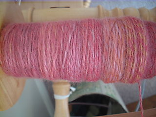 Fractal Spinning Plying 002