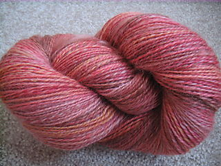 Fractal Spinning Finished Yarn 001
