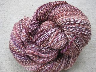 Days of Wine and Roses Sock Yarn 005
