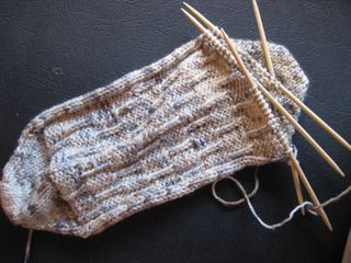 Sock #2 progress