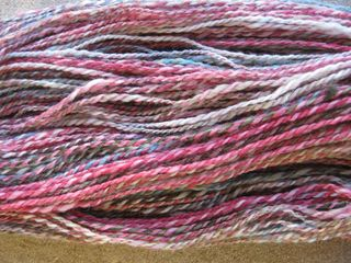 Rock Your Socks Off - FC BFL Worsted 004