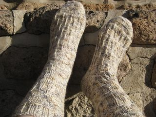 Finished socks 002
