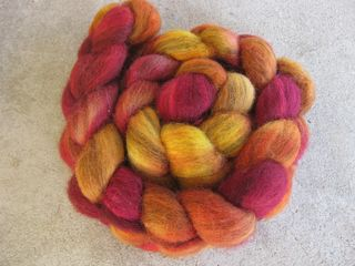 FC - Mixed BFL - Pumpkin-Raspberry Juice