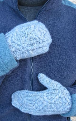 Resized Mittens
